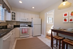 Clean and spacious Kitchen