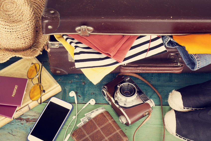 Packing for Vacation Made Easy